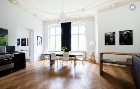Appartement 160m² 3 chambres - Berlin