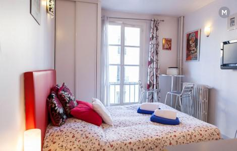 Studio 17m² - Paris 18th arrondissement