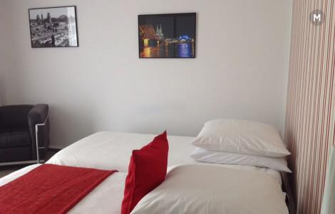 Comfort apartment in Cologne Bestlage. ART COLOGNE 2017 Cologne
