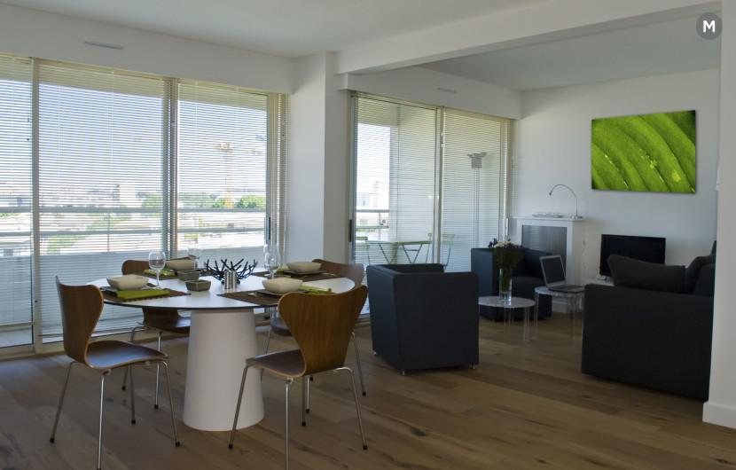 A 4 * apartment in a luxury building, 10 minutes from the Corum and Arena (Exhibition Park) - Montpellier SITEVI 2017 Montpellier