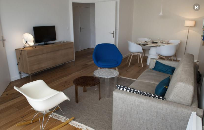 Le Jeu de Paume, a luxury furnished flat in the old city hart SITEVI 2017 Montpellier