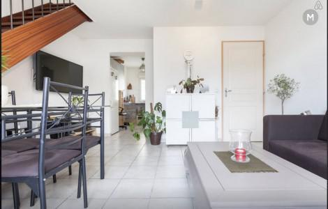 Nice duplex with beautiful terrace SITEVI 2017 Montpellier
