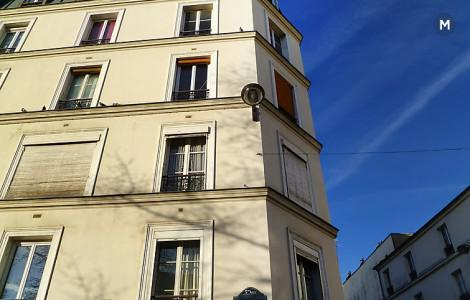 Studio 20m² - Paris 05th arrondissement SIMA 2017 Paris
