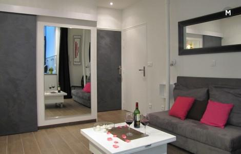 Studio of the Opera - apartment rated 4 * in the Golden Triangle of Bordeaux VINEXPO 2017 Bordeaux