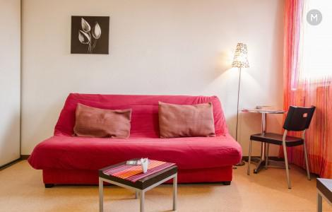 Studio with balcony and parking - A Metro 1 minute SIANE 2017 Toulouse