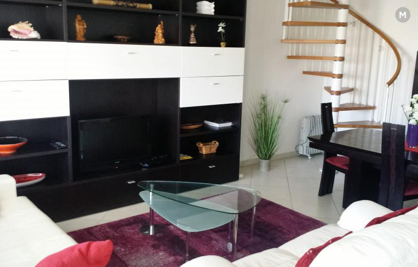 Appartement 100m² 2 chambres - Cannes - 1