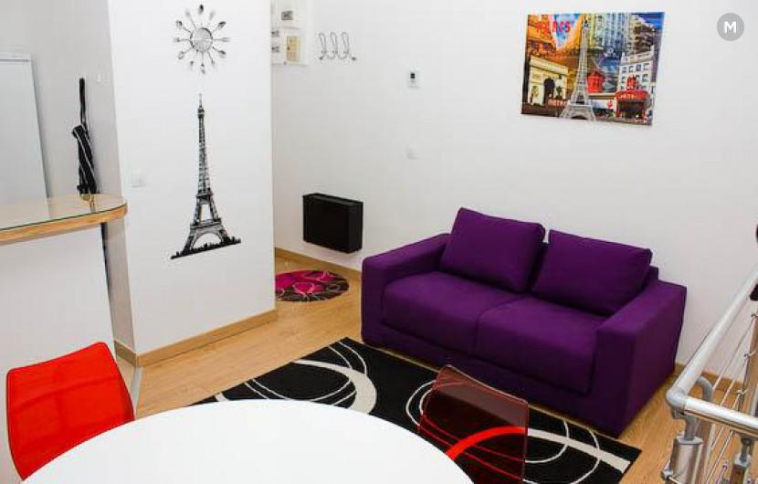 Appartement 40 m 1 chambre paris location appartement - Location appartement paris 4 chambres ...