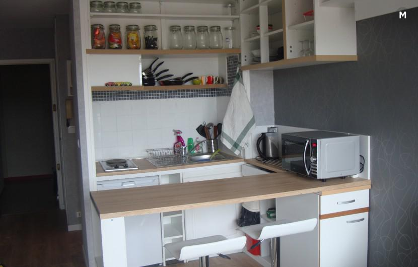 Studio 20m² - Toulouse - 1