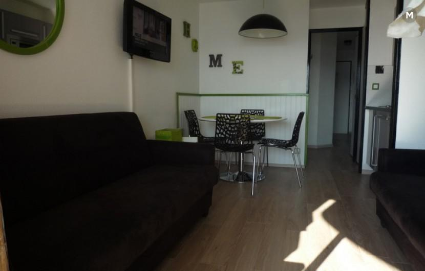 Appartement 30m² 1 chambre - Cannes - 1