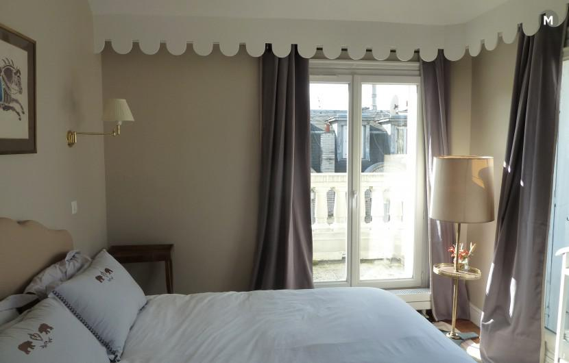Appartement 45m² 1 chambre - Paris - 2