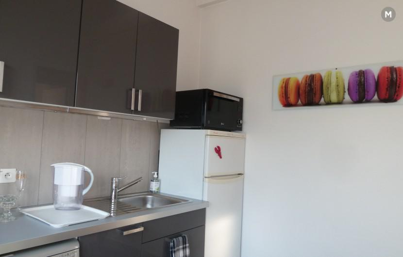Appartement 45m² 1 chambre - Paris - 6