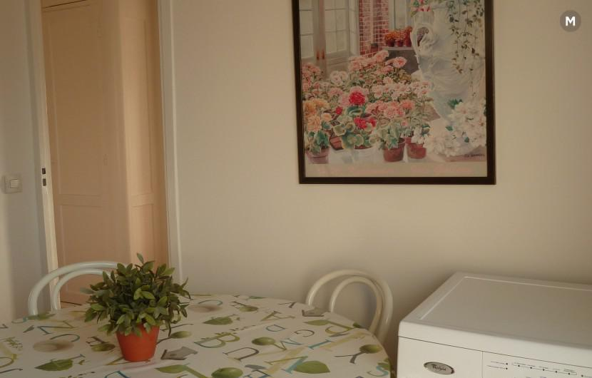 Appartement 45m² 1 chambre - Paris - 5
