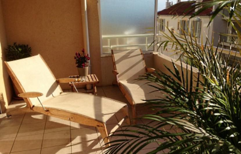 Appartement 65 m² 2 chambres - Cannes - 1