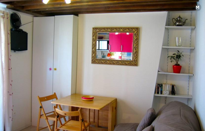 Studio 16m² - Paris - 1