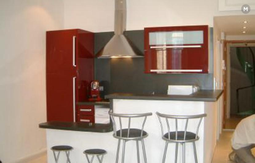 Appartamento 42 m² 1 Cannes camera- - 3