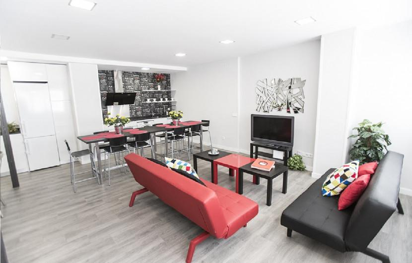 Flat 128m² 3 bedrooms - Madrid Centro - 1