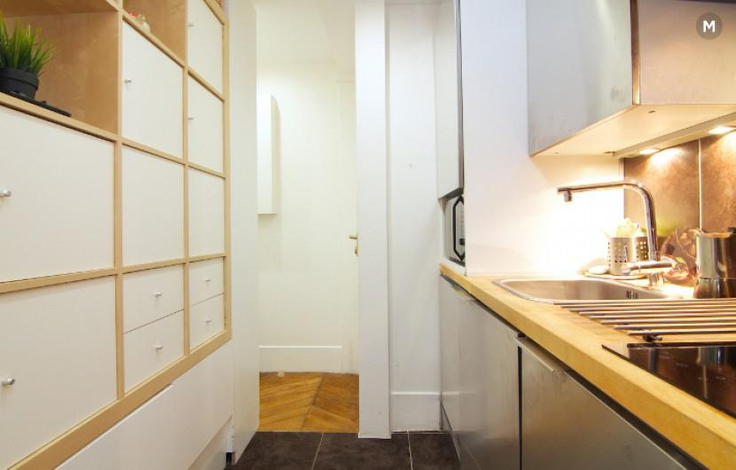 Appartement 27m² 1 chambre - Paris - 5
