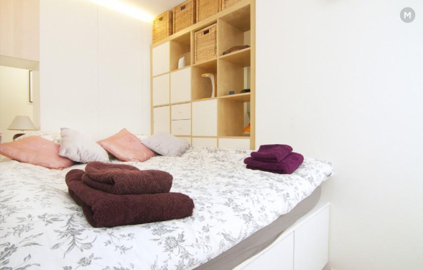 Appartement 27m² 1 chambre - Paris - 2