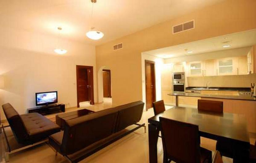 Flat 102m² 1 bedroom - Dubai - 1