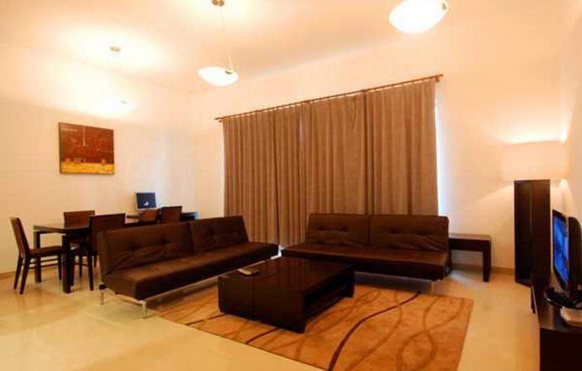 Flat 102m² 1 bedroom - Dubai - 3