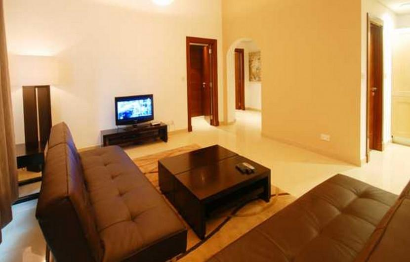 Flat 102m² 1 bedroom - Dubai - 5