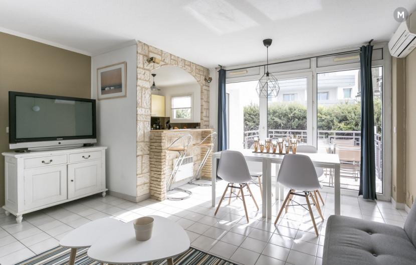 Appartement 69m² 2 chambres - Montpellier - 1