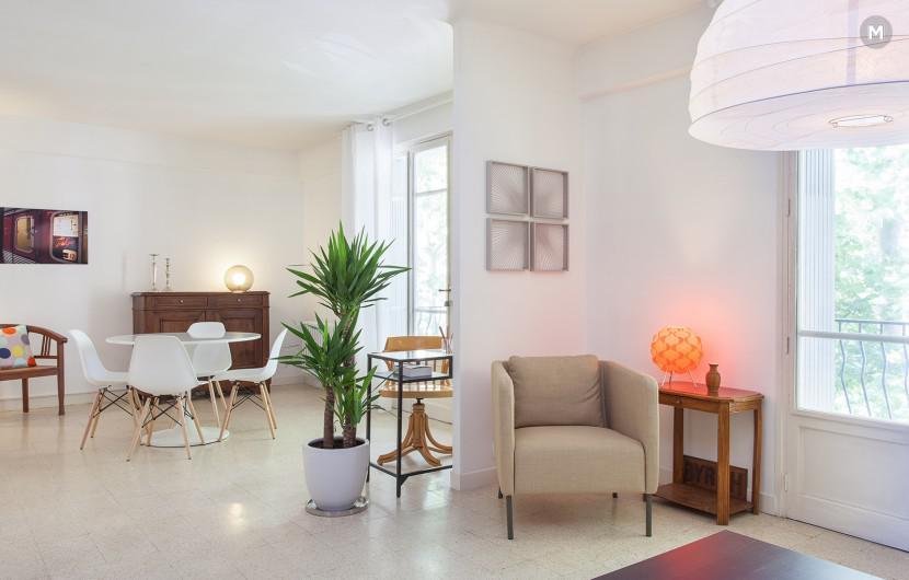 Appartement 88 m² 2 chambres - Montpellier - 5