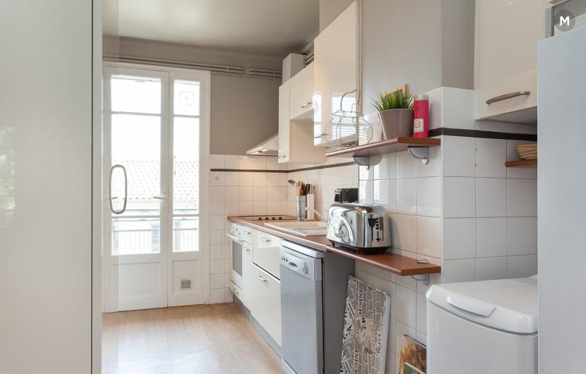 Appartement 88 m² 2 chambres - Montpellier - 3