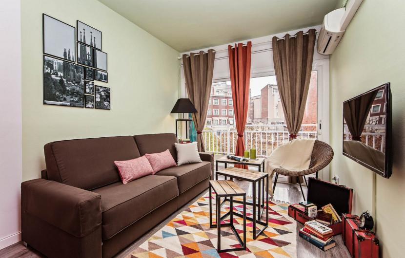 Appartement 90m² 4 chambres - Barcelone Eixample - 1