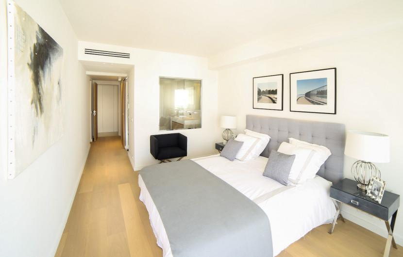 Appartement 110m² 3 chambres - Cannes - 15