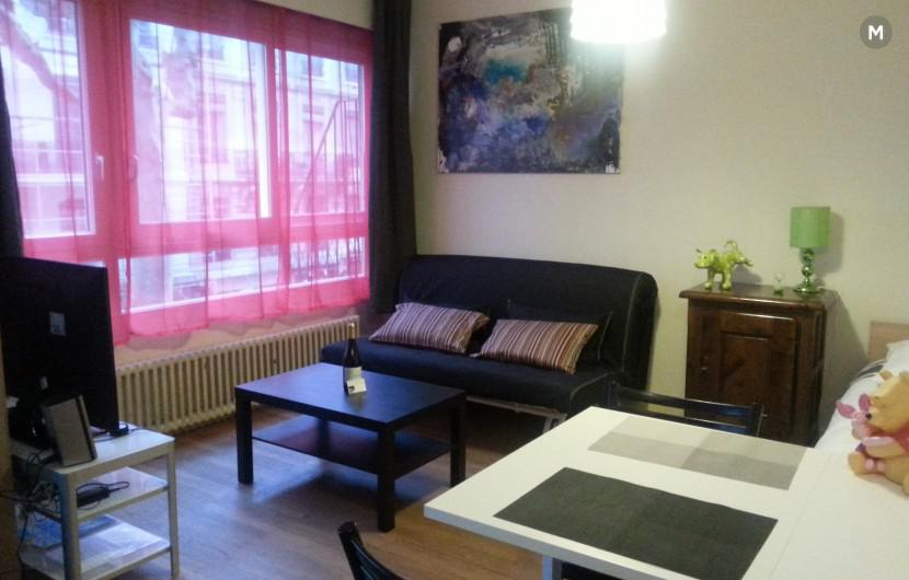 Estudio 27m² - Lyon 6th arrondissement of Lyon - 1