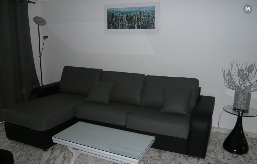 Appartement 75m² 2 chambres - Cannes - 1