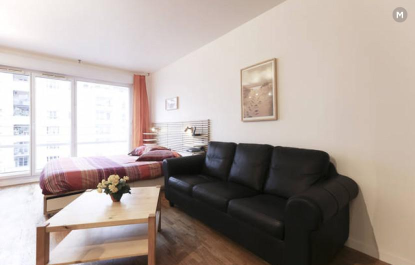Location Appartement A Courbevoie