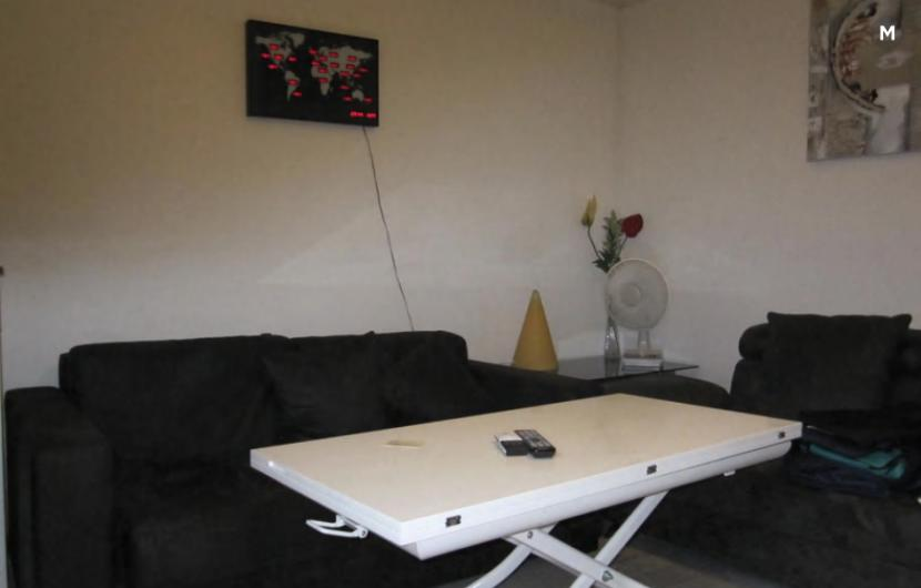 Flat 34m² 1 bedroom - Paris - 1