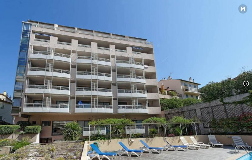 Appartement 28 m² 1 chambre - Cannes - 6