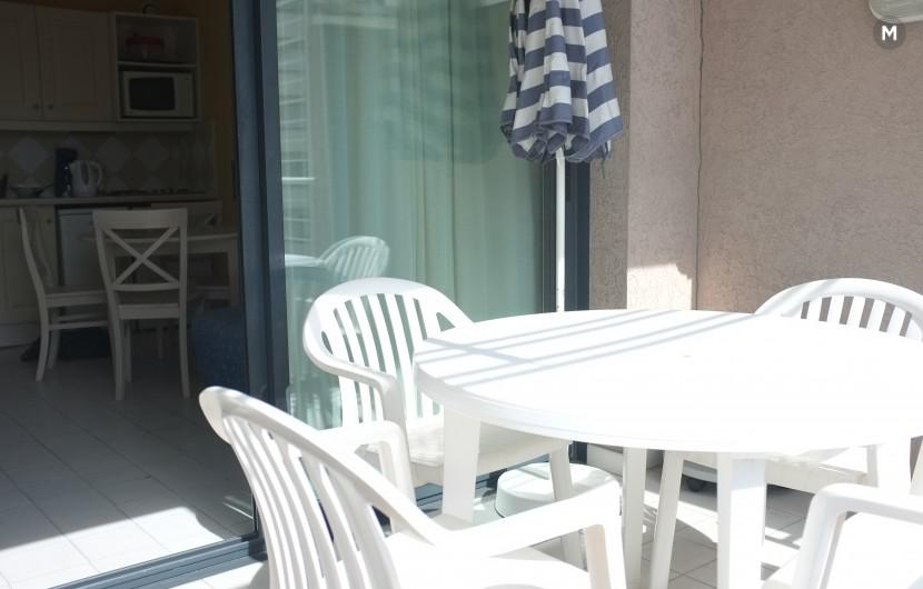 Appartement 28 m² 1 chambre - Cannes - 5