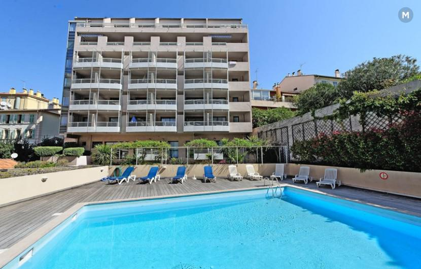 Appartement 28 m² 1 chambre - Cannes - 7