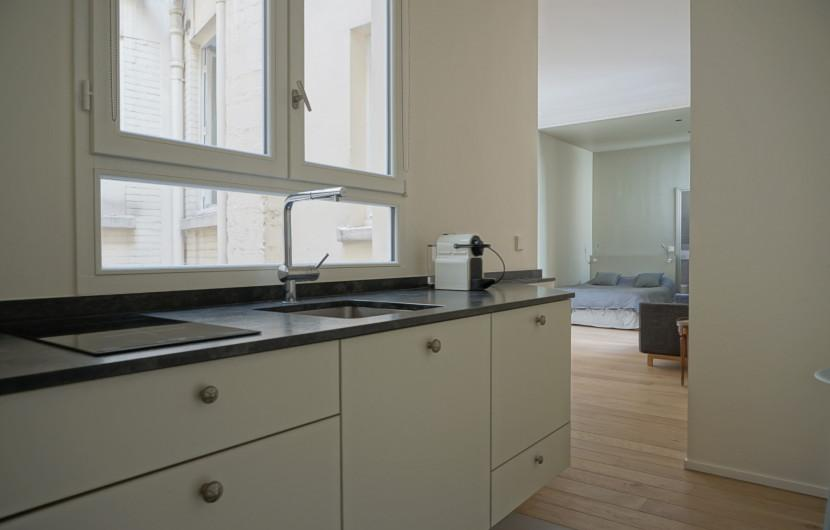 Studio 30m² - Paris - 8