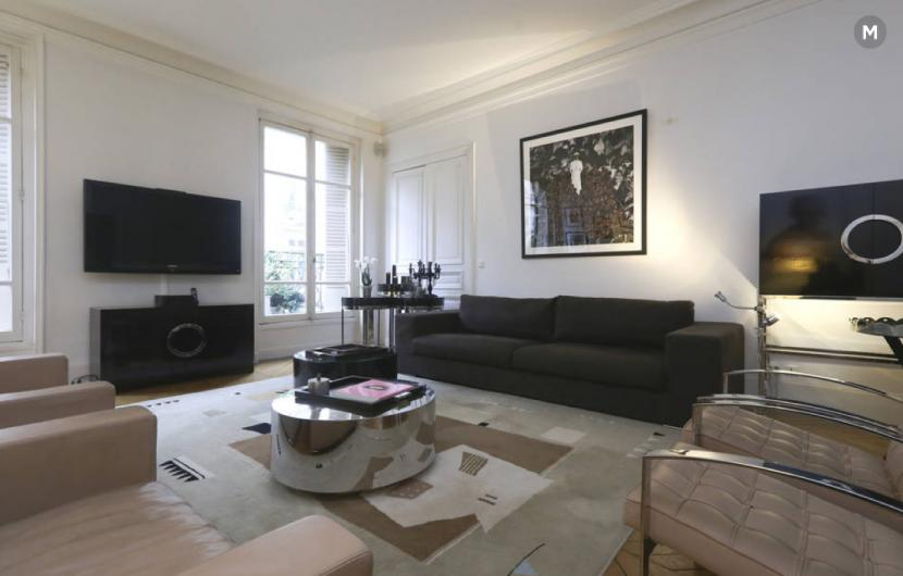 Appartement 200 m 3 chambres paris location - Location appartement paris 3 chambres ...