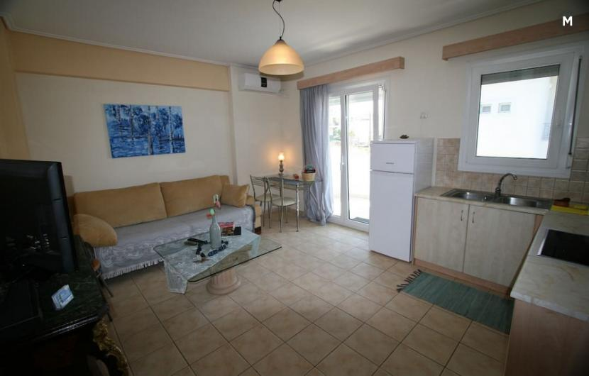 Appartement 50m² 1 chambre - Xirovrisi - 5