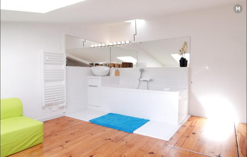Villa / Detached house 150m² 4 bedrooms - Paris - 17