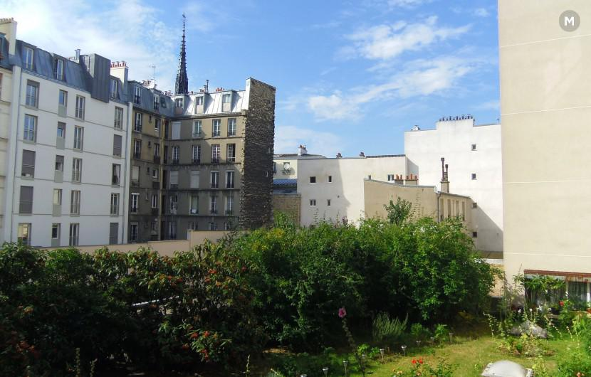 Studio 25m² - Paris - 7