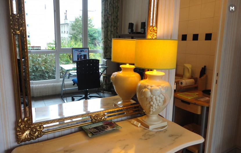 Studio 25 m paris location appartement paris 18 68 - Location appartement meuble paris courte duree pas cher ...