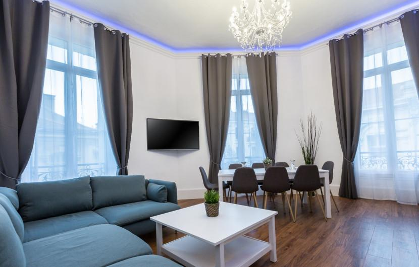 Flat 135m² 4 bedrooms - Cannes - 1