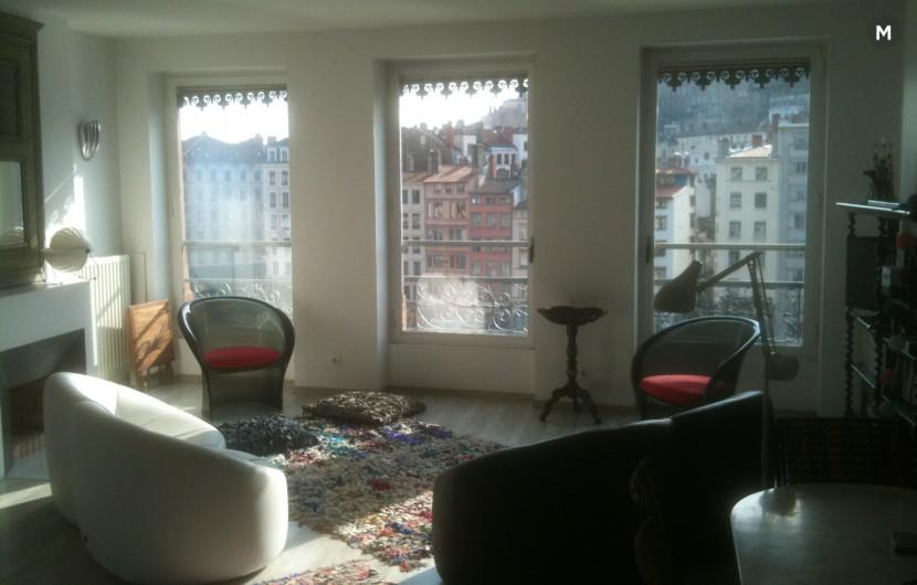 Apartment 80 m² 1 bedroom - Lyon - 5