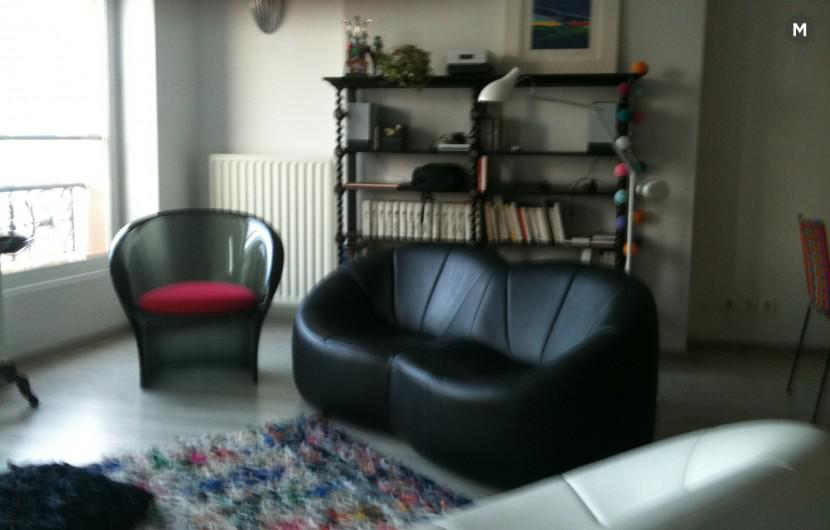 Apartment 80 m² 1 bedroom - Lyon - 1