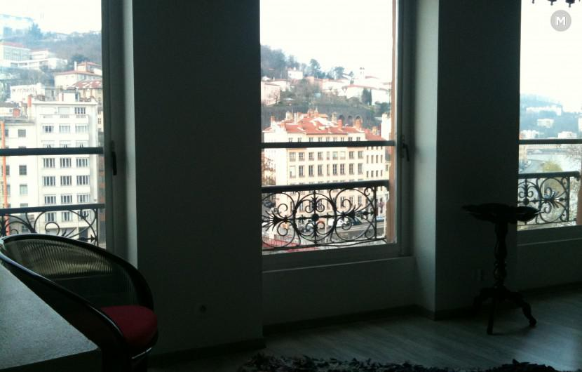 Apartment 80 m² 1 bedroom - Lyon - 9