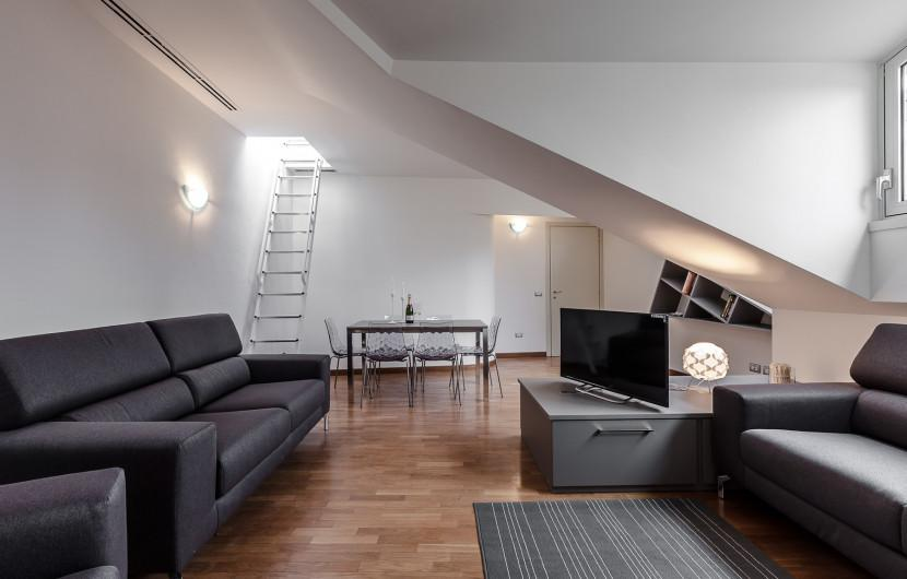 Appartement 90m² 3 chambres - Milan - 1
