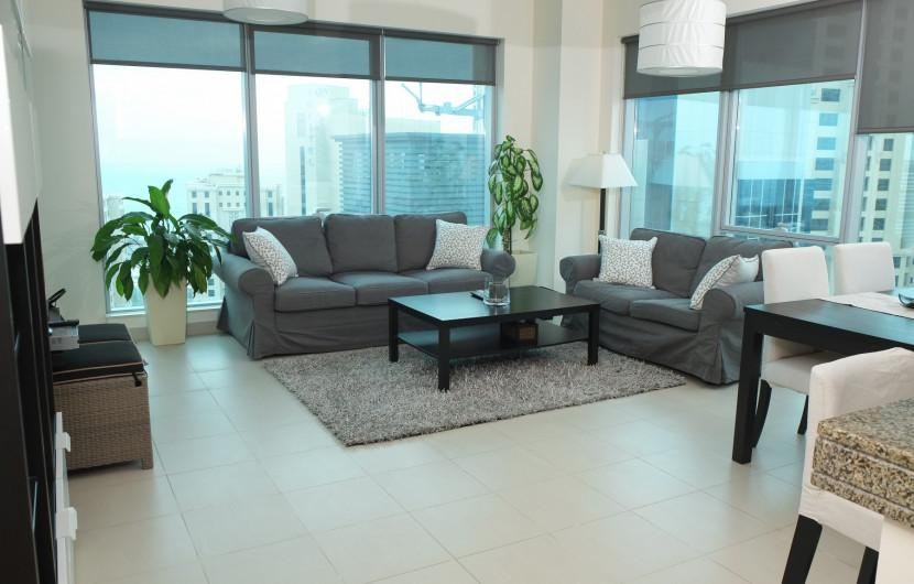 Flat 90m² 1 bedroom - Dubai - 2