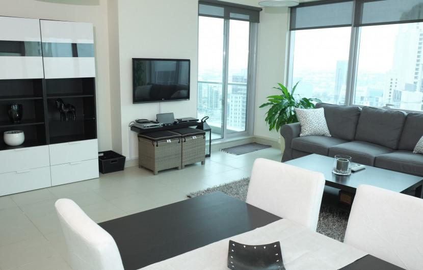 Flat 90m² 1 bedroom - Dubai - 3